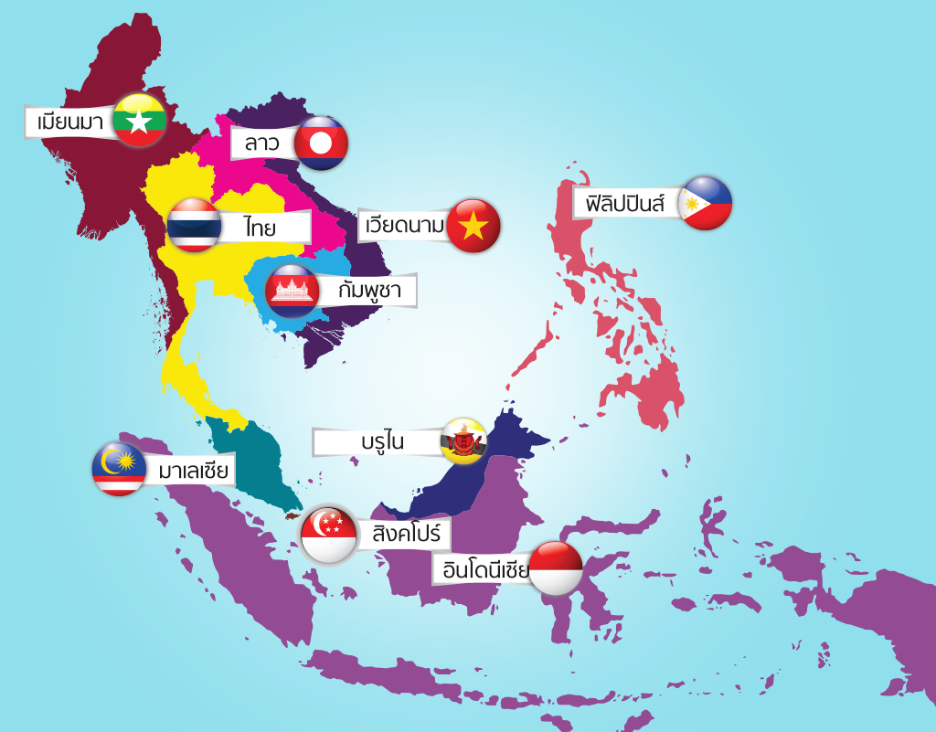 asean-map-th